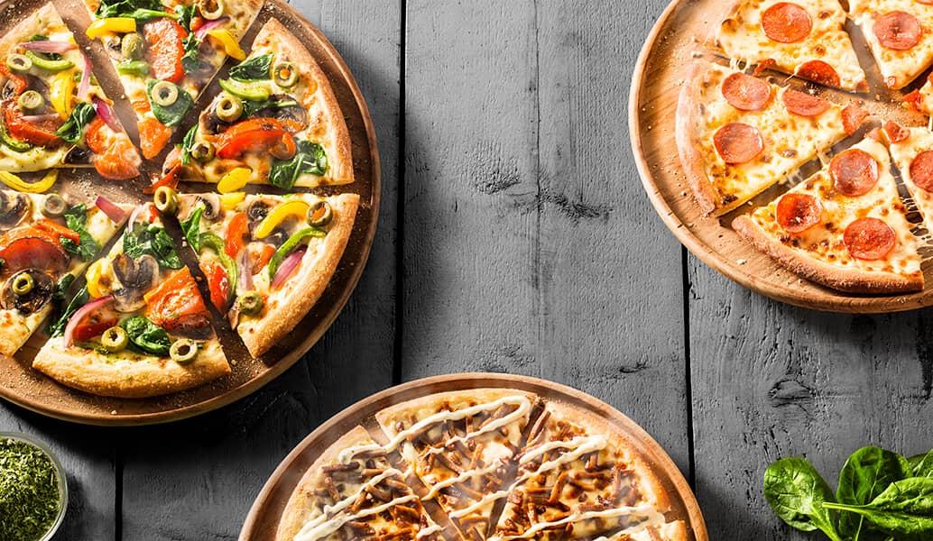Domino's pizza - Domino's 10% korting op alle pizza's